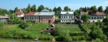 село Вятское , Ярославль