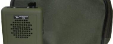 Электронный манок Егерь-5М и фирменная сумка