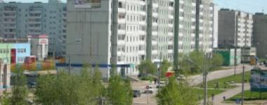 ул. Молодежная - Усинск