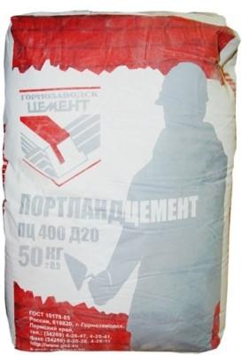 Поставка цемента