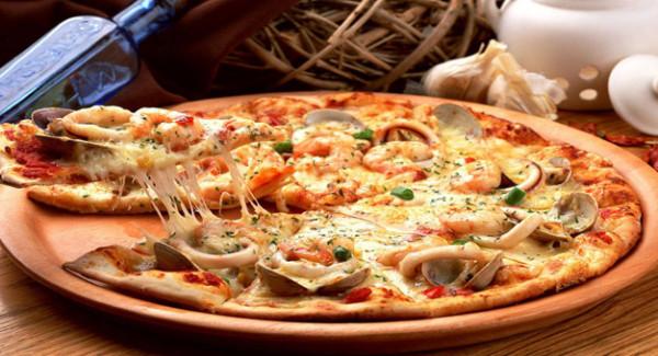 Пицца Маня в Усинске - доставка пиццы
