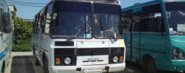 автобусы в усинске