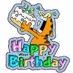 Всего самого желанного в твой день рождения!